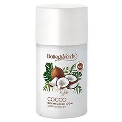 Ulei de cocos 100% natural, pentru par si corp - Cocco, 100 ML