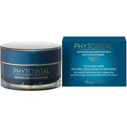Phytovital - Tratament de noapte pentru fata cu colagen marin si extracte botanice  (50 ML)