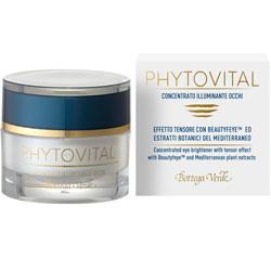Tratament pentru zona din jurul ochilor cu colagen marin si extracte botanice - Phytovital  (5 ML)