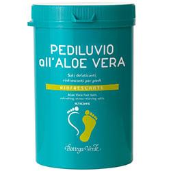 Saruri parfumate pentru picioare cu aloe vera
