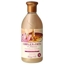 Argan si Iris de Maroc - Gel de dus delicat cu ulei de Argan si lapte de Iris