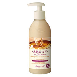 Argan de Maroc - Demachiant pentru fata cu ulei de argan regenerant si hranitor