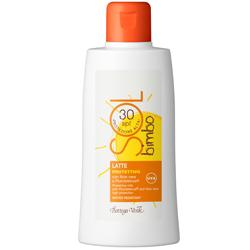Protectie solara - Lapte de protectie, pentru copii, cu aloe vera si pluridefence - protectie inalta SPF 30, rezistent la apa  (150 ML)