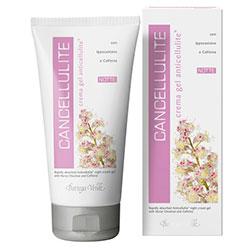 Cancellulite - Crema gel anti-celulita de noapte cu castan salbatic si cofeina