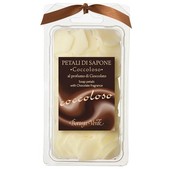 Ciocolata - Petale de sapun cu parfum de ciocolata  (50 G)