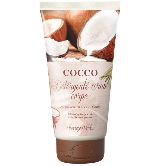 Scrub pentru corp cu pudra de nuca de cocos - Cocco  (150 ML)