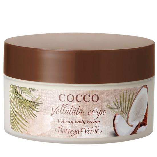 Crema de corp cu ulei de cocos