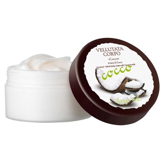 Crema de corp cu lapte de nuca de cocos - Cocco  (200 ML)
