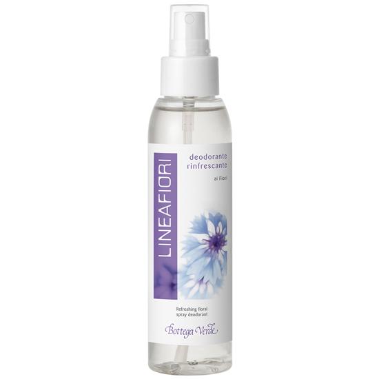 Linea Fiori - Deodorant spray racoritor cu flori