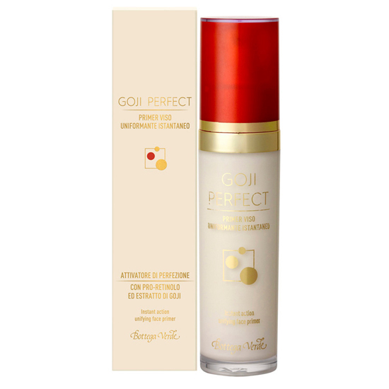 Goji perfect - Baza de machiaj uniformizant cu Pro-retinol si extract de Goji   (30 ML)