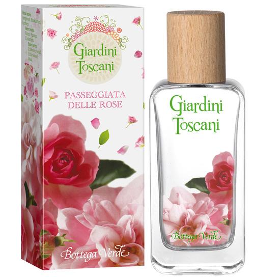 Apa de toaleta Passegiata delle Rose - Giardini Toscani  (50 ML)