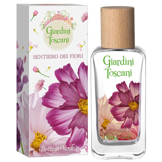 Apa de toaleta Gradinile Toscanei - Parfumuri de flori  (50 ML)