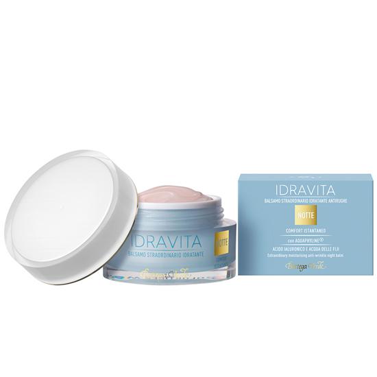 IDRAVITA - Balsam extraordinar hidratant antirid - cu AQUAPHYLINE®, acid hialuronic si apa din Fiji  (50 ML)