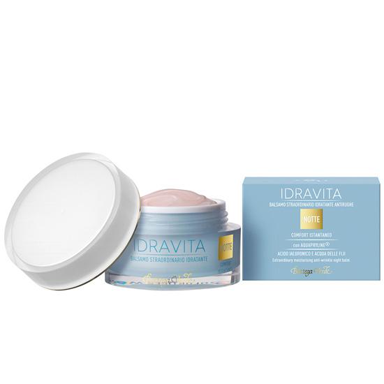 Balsam antirid  cu Aquaphyline®®, acid hialuronic si apa din Fiji - Idravita  (50 ML)