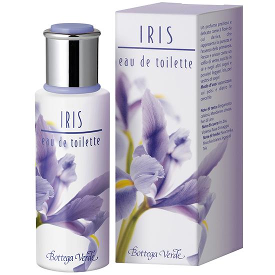 Iris - Apa de toaleta
