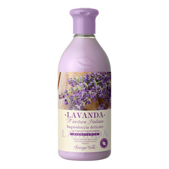 Lavanda - Gel de dus cu extract de lavanda italiana   (400 ML)