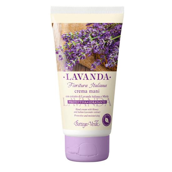 Lavanda - Crema de maini cu extract de lavanda italiana si miere, hranitoare si protectoare