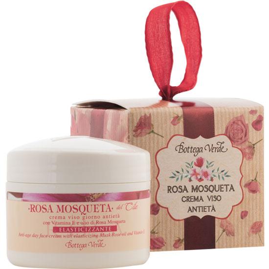 Set cadou - Macese din Chile - Crema de fata cu macese - Rosa Mosqueta  (50 ML)