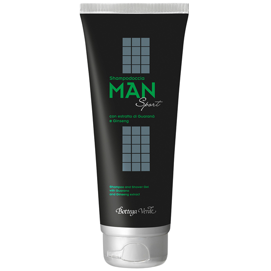 Man Sport - Sampon cu extract de guarana si ginseng
