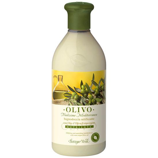Masline - Gel de dus matasos si hranitor cu ulei de maslin virgin  (400 ML)