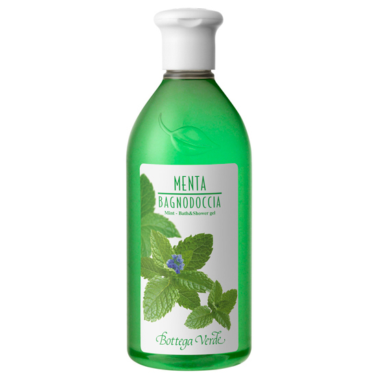 Gel de dus cu extract de menta  - Menta  (400 ML)