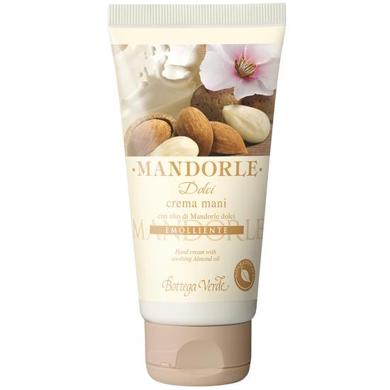 Migdale - Crema de maini cu ulei de migdale dulci