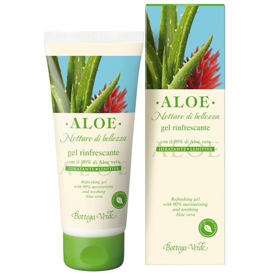 Aloe - Gel racoritor cu 90% extract de Aloe Vera