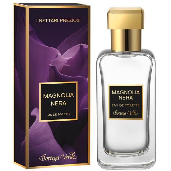 Nectaruri pretioase- Magnolie neagra - Apa de toaleta   (50 ML)