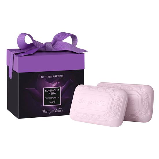 Sapun  Sapun Magnolie Neagra - sapun - 2 bucati - roz
