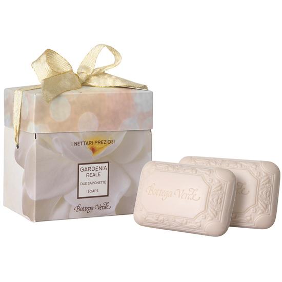 Set cadou - Gardenie - sapun 2 bucati
