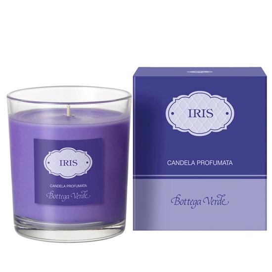 Nectaruri pretioase Iris - Lumanare parfumata - mov