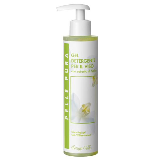 Piele Pura - Gel detergent cu extract de Salcie