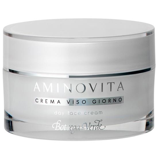 Aminovita - Crema de fata pentru zi, regeneranta si restructuranta cu Pluridefence ® revitalizant la nivel celular