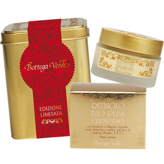 Set cadou - Retinolo - Crema Retinolo Bio Plus in cutie de metal