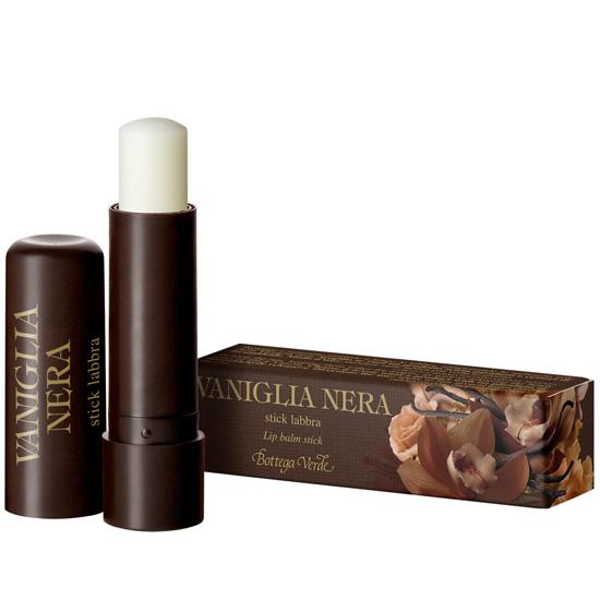 Balsam de buze cu vanilie neagra, incolor