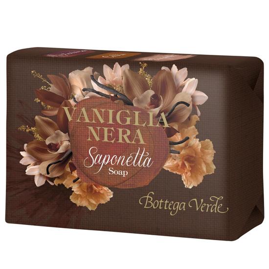 Sapun cu aroma de vanilie neagra  - Vaniglia Nera  (150 G)