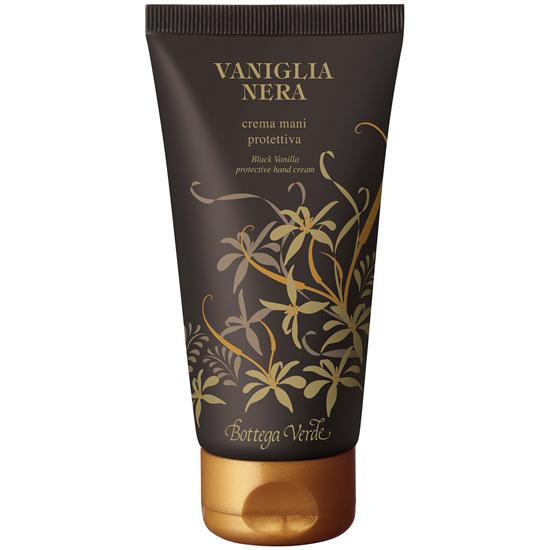 Crema protectoare pentru maini cu extract de vanilie neagra