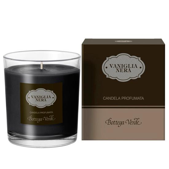 Gel De Baño Bottega Verde:Vanilie Neagra Vanilie neagra – Lumanare decorativa parfumata – maro