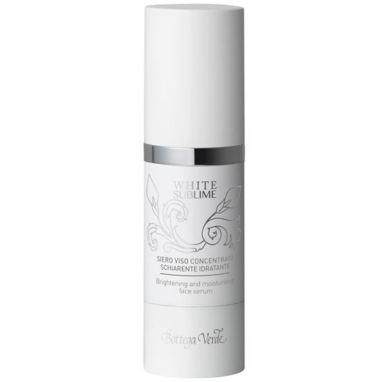 White Sublime - Ser concentrat hidratant cu ALPAFLOR® Gigawhite, Ialuron Plus si Lemn dulce - ser pentru fata