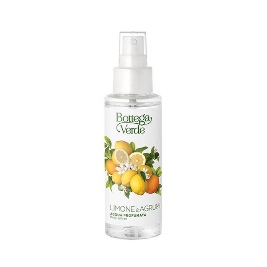 Parfum deodorant cu aroma de lamai - Limone e Agrumi, 100 ML