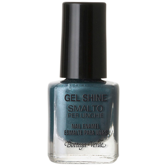 Lac de unghii, verde jad - Gel Shine  (5 ML)
