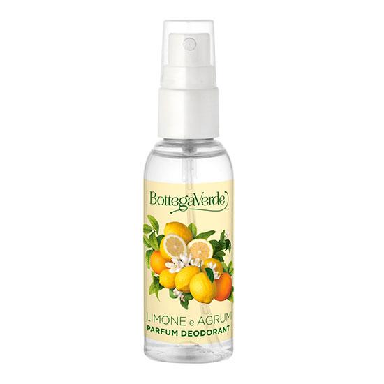 Parfum deodorant cu aroma de lamai - Limone e Agrumi, 50 ML