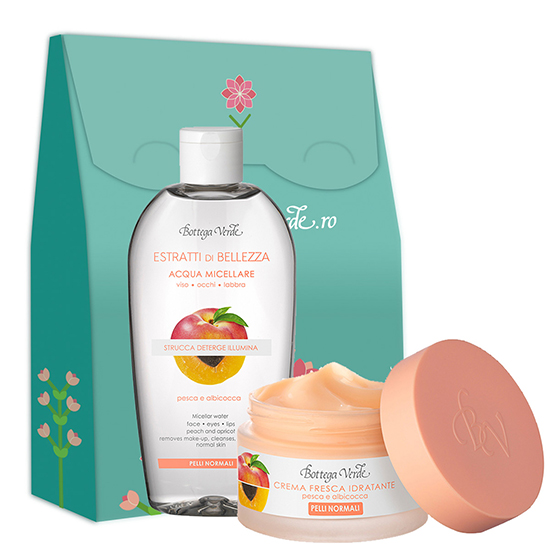 Set ten normal - Estratti di Belleza, 50 ML + 200 ML