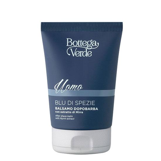 Balsam dupa barbierit cu extract de smirna - Blue di Spezie, 75 ML