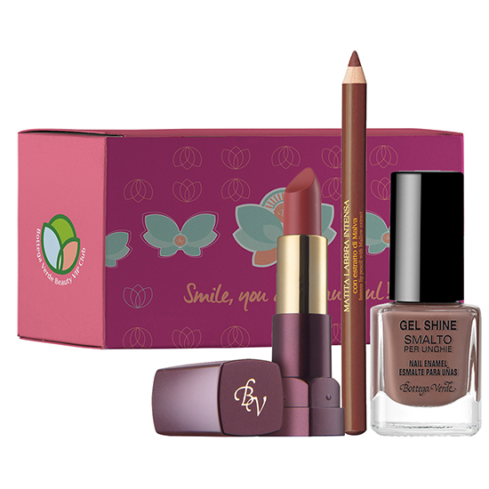 Set Chocolate Lips, 5 ML