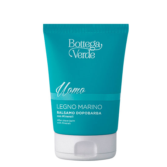 Balsam dupa barbierit cu minerale - Legno Marino, 75 ML