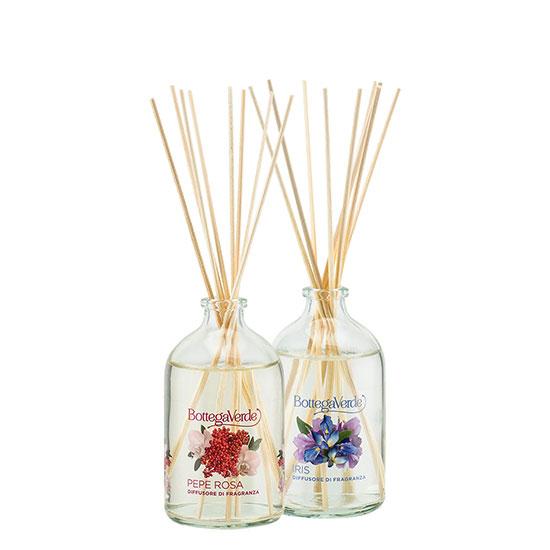 Set cadou aroma fresh pentru casa, 100 ML + 100 ML