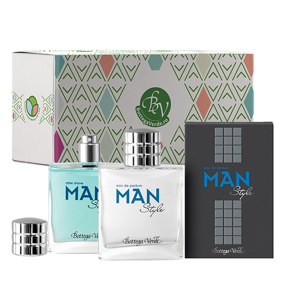 Set Stylish Man, 50 ML + 50 ML