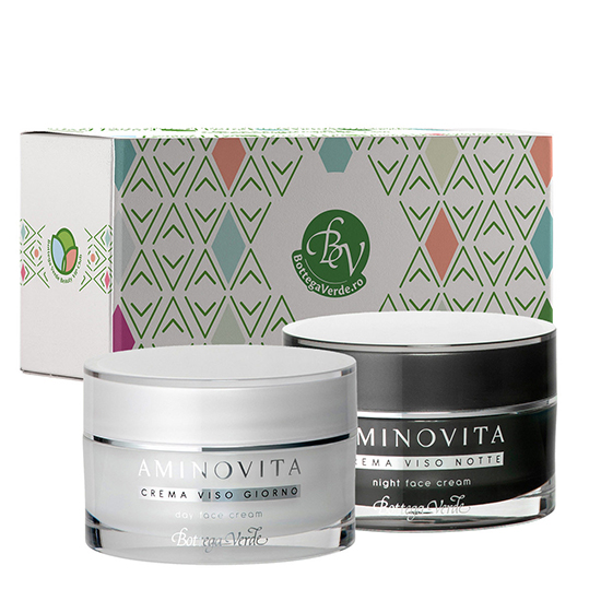 Set ten radiant - Aminovita, 50 ML + 50 ML