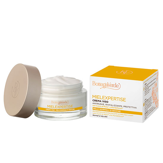 Crema antirid si antioxidanta, de zi, cu miere si PluridefenceA® - Mielexpertise, 50 ML